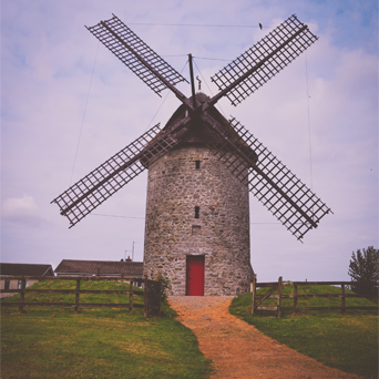 The Small Windmill